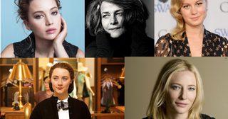 เผยหมดเปลือก 5 คนสุดท้ายนักแสดงนำหญิงยอดเยี่ยมจากเวทีออสการ์ !