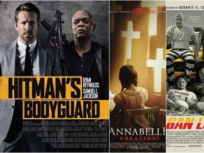 ตุ๊กตาผียอมสยบ!! เปิดทางให้ความระห่ำจนกรามค้าง The Hitman's Bodyguard ขึ้นอันดับหนึ่งบ็อกซ์ออฟฟิศสหรัฐฯ