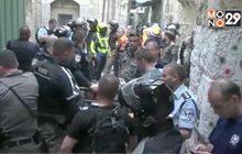 เกิดเหตุชาวปาเลสไตน์แทงชาวอิสราเอล
