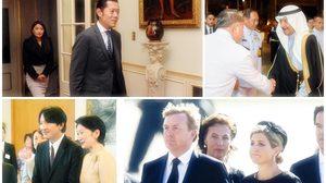 บุคคลสำคัญ เดินทางมาไทย ร่วมพระราชพิธีถวายพระพระบรมศพฯ