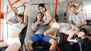 มิกิ RUSH กับการออกกำลังกายสุดซี้ด พร้อมเทรนเนอร์หนุ่มผู้โชคดี
