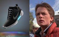 หวั่นไหวแรง รองเท้าผ้าใบผูกเชือกอัตโนมัติ จาก Nike ขายจริงสิ้นปีนี้