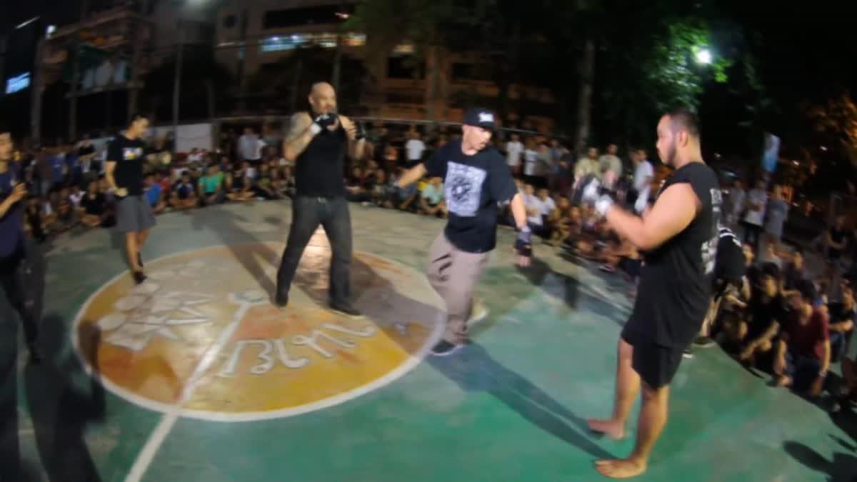Fight Club Thailand กวาง x โทฟิค คู่ที่ 46