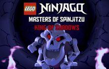 LEGO Ninjago King of Shadows ตัวต่อนินจา ภารกิจสะท้านเงา