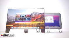 ภาพคอนเซ็ปต์สุดหรู หน้าจอ Apple รุ่นครบรอบ 20th Anniversary Apple Studio Display