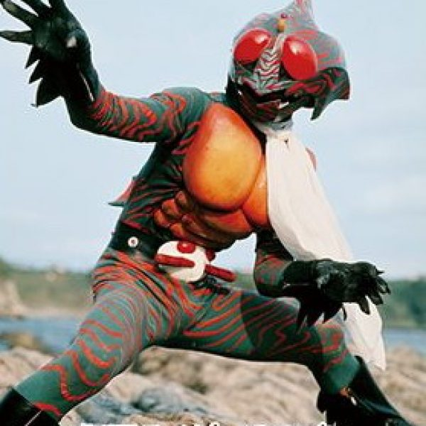 Masked Rider Amazon