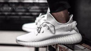 ภาพหลุด adidas Yeezy BOOST 350 V2 White เตรียมวางจำหน่ายปีหน้า