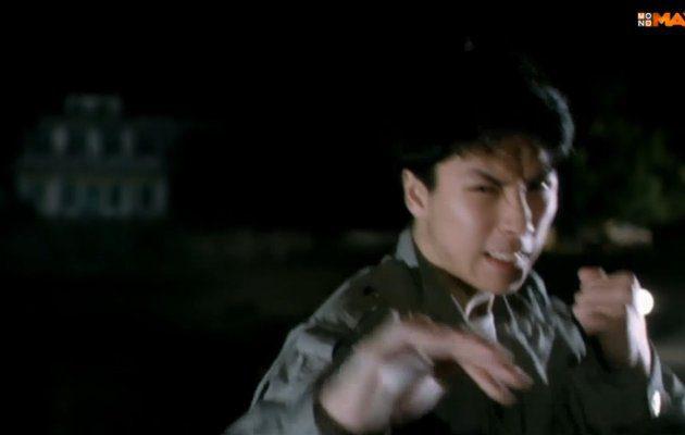 ลีลาบู๊ 'ดอนนี่ เยน' สมัยหนุ่มๆ เกือบ 30 ปีมาแล้ว