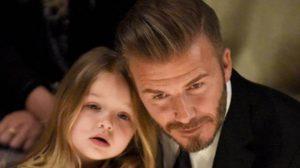 รอยสักน่ารักๆ สำหรับคุณพ่อ David Beckham
