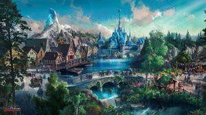 โฟรเซ่นก็มา! Hong Kong Disneyland ปรับโฉม เปิดโซนใหม่ ปี 2018-2023 รอเที่ยวกันยาวๆ