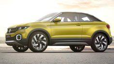 Volkswagen Polo โฉมใหม่ในปีหน้าจะมาในมาดของ T-Cross