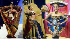 งดงามมาก! พาดู 4 ชุดประจำชาติของไทย ที่เคยคว้ารางวัลจากเวที Miss Universe