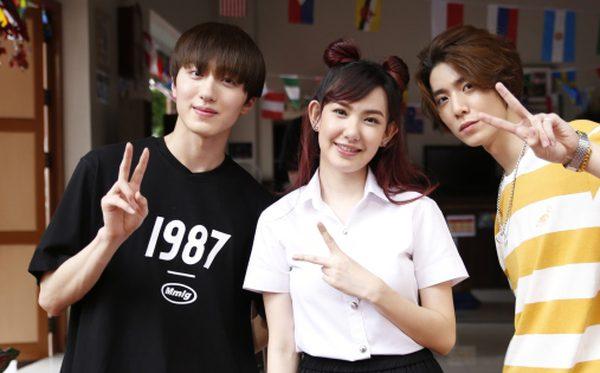 ฮวียอง - ชานิ วง SF9 ลัดฟ้าร่วมแจมซิตคอมไทย ประกบน้องสาวนิชคุณ!