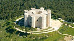 Castel del Monte ปราสาทแปดเหลี่ยม พิศวง!