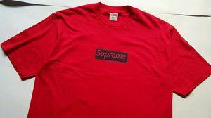 ส่องราคาเสื้อยืดตัว Sample ของ Supreme ที่มีราคาเกินครึ่งล้าน!!