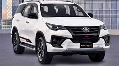 Toyota เปิดตัว Fortuner TRD Sportivo 2017 เวอร์ชั่นอินโดนีเซีย แตกต่างจากไทย