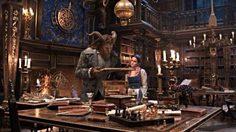 เบลล์เผชิญหน้ากับเจ้าชายอสูร! ในตัวอย่างแรก Beauty and the Beast