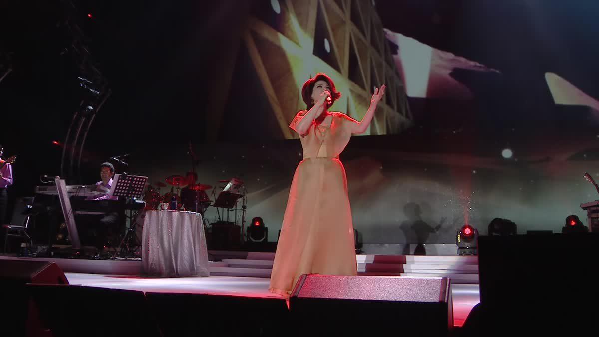 ไช่ฉิน ลัดฟ้ามาเปิดคอนเสิร์ตครั้งที่สองที่เมืองไทย