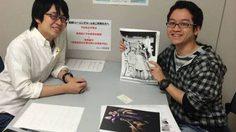 ร่วมแสดงความยินดีกับนักเขียนไทย คนแรกที่ได้ร่วมงานกับทาง Shownen Jump