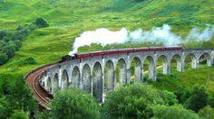 รถไฟด่วนฮอกวอตส์ ตามรอยแฮร์รี่ พอตเตอร์