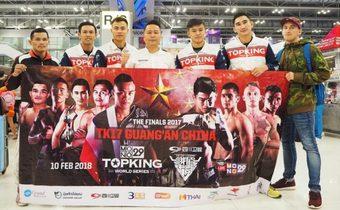 """""""ยอดวิชา"""" พร้อมทัพนักมวยไทย ตบเท้าสู่แดนมังกร ศึกชิงแชมป์ """"MONO29 Topking World Series 2017 The Final"""""""