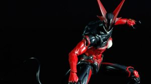 ZETMAN PLAY ARTS -KAI- ZET