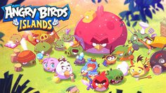 Angry Birds กลับมาใหม่ในรูปแบบเกมการจำลองเมือง!