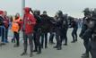 ตำรวจสเปนคุมเข้มแข่งฟุตบอลยูฟ่ายูโรปาลีก