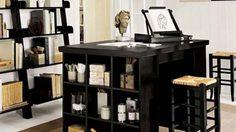 เปลี่ยนมุมต่างๆ ในบ้านให้เป็น โต๊ะทำงาน เท่ๆ