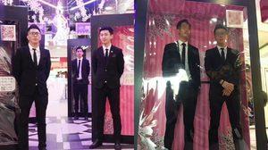 ไม่ต้องเหงาอีกต่อไป ห้างจีนเปิดบริการ เช่าแฟนชั่วคราว ด้วยหนุ่มหล่อพนักงานห้าง