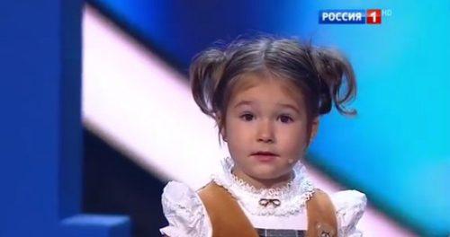เบลลา เด็กรัสเซียวัย 4 ขวบ พูดได้ 7 ภาษา จนคุณต้องทึ่ง!