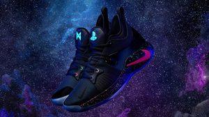 Sony และ Nike จับมือกัน ทำ สนีกเกอร์ PlayStation สำหรับนักบาสเกตบอล NBA