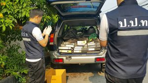 ป.ป.ท. เร่งตรวจหลักฐานจากบ้าน รจนา ข้าราชการซี 8 โกงเงินกองทุนเสมา