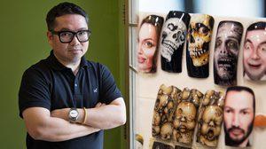 คนเดียวของไทย! พิสุทธิ์ มาสนอง Nail Artist ในตำนานที่ไปไกลถึงระดับโลก