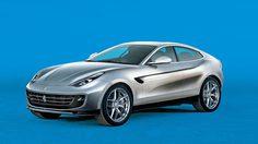 Ferrari กำลังพัฒนารถ Crossover (Project F16X) คันแรกของค่าย