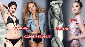 ไทยเป็นเจ้าภาพ เวทีนางงามโลก Miss Tourism Queen International 2018