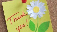 """20 คำ """"ขอบคุณ"""" ภาษาอังกฤษที่ใช้บ่อยที่สุด ไม่แพ้คำว่า """"Thank you"""""""