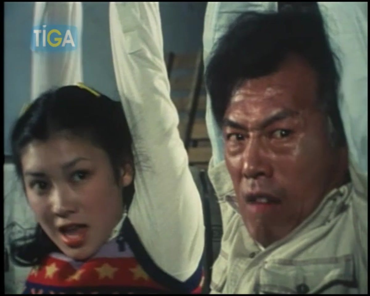 Masked Rider Stronger ตอนที่ 12-3