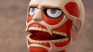 Nendoroid  แอ็คชั่นฟิกเกอร์ Titan & Attack Playset