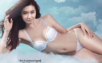 Sherine Tan ถ่ายแบบ FHM Singapore นางฟ้าหวานใส เซ็กซี่