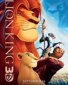 The Lion King 3D เดอะ ไลอ้อน คิง 3D
