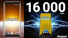 Energizer เตรียมเผยโฉม Power Max P16K Pro มือถือที่มาพร้อมแบต 16,000mAh