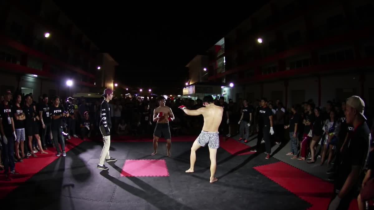 Fight Club Thailand วันสำคัญ บอสคนเหล็ก x เอ็ม โซบลู คู่ที่ 138
