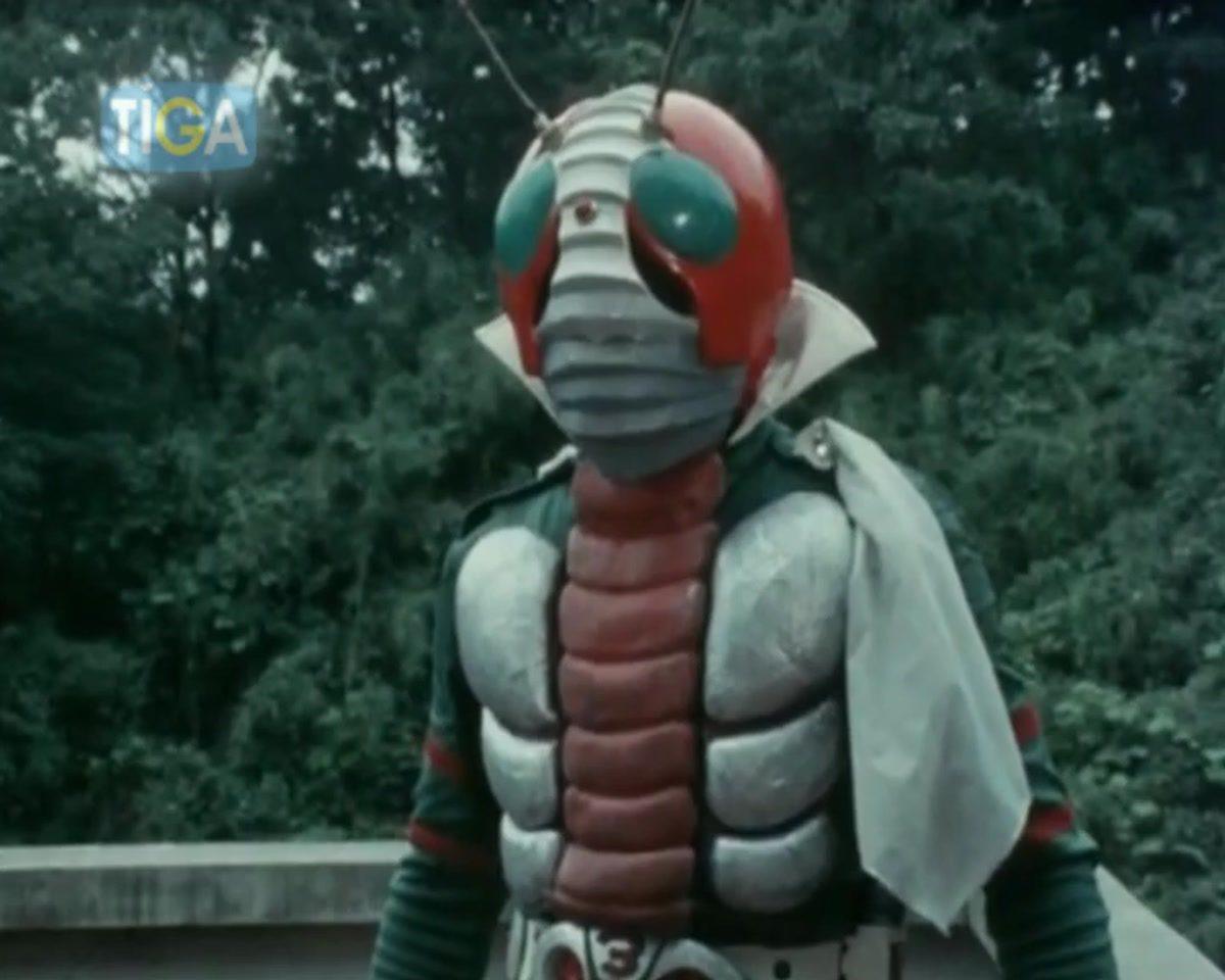 Masked Rider V3 ตอนที่ 24-2