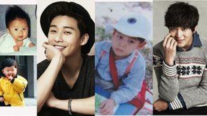 ย้อนวันวาน 21 ภาพวัยเด็กของซุปตาร์เกาหลี