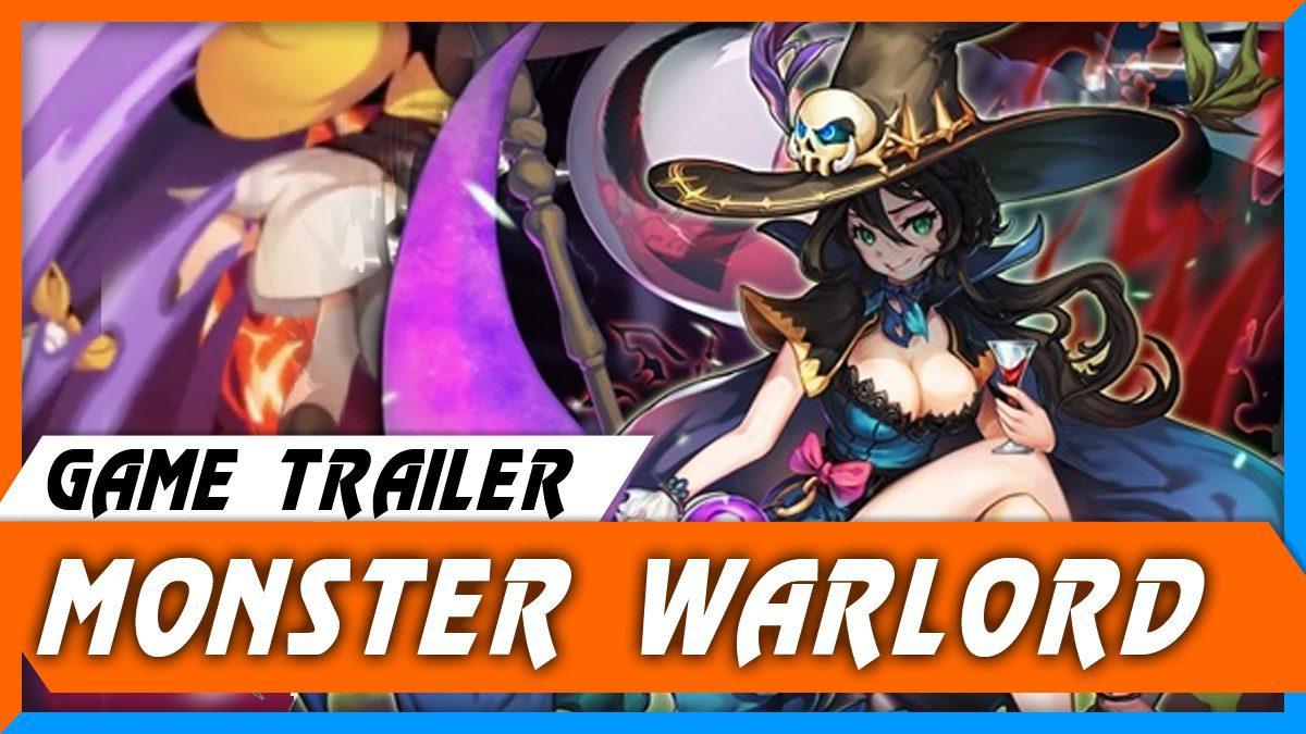 Monster Warlord สงครามสัตว์ศักดิ์สิทธิ์ [ตัวอย่างเกม]
