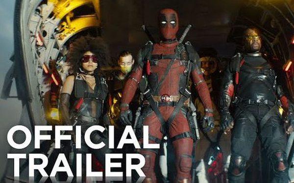เดดพูลใส่ส้นสูงฟันคอศัตรูกระเด็น!! ในตัวอย่างล่าสุดจาก Deadpool 2
