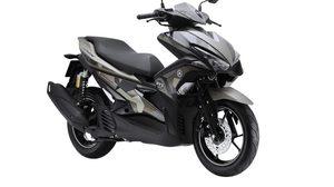 Yamaha จะเปิดตัว Yamaha NVX 155 รุ่นพิเศษ Camo Limited Edition ลายพรางทหาร ที่เวียดนาม