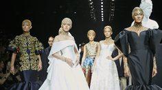 ใหม่ ดาวิกา เผยโฉมราวเจ้าหญิงผู้สูงศักดิ์ บน ELLE Fashion Week สวยเลอค่าขนาดไหน ไปยล