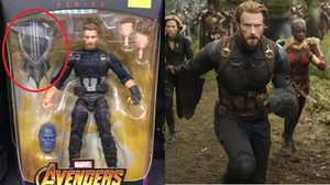 โล่กัปตันฯ อันใหม่!? ชาวเน็ตแคปภาพโล่ที่อยู่ในกล่องโมเดล กัปตันอเมริกา Avengers: Infinity War